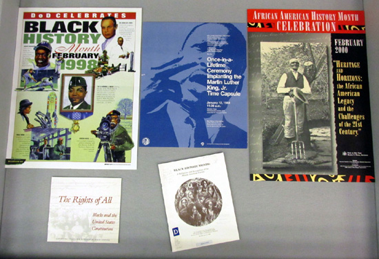 Black History Month Seventh Floor Exhibits New York State