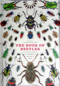 Cover from the 'Book of Beetles,' one of the titles on display