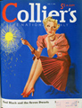 Collier's magazine cover