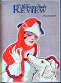 Millinery Trade Review (August 1924), from the exhibit on fashion magazines