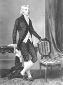 Robert Livingston, one of the men who played a key role in drafting New York's first constitution.