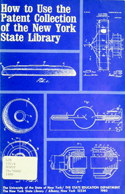 How to Use the Patent Collection of the NYS Library