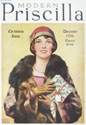 Cover from the December 1926 issue of the magazine The Modern Priscilla.