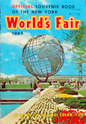 Cover of a guide to the 1964 World's Fair