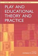 Cover of magazine 'Play and Educational Theory and Practice.'