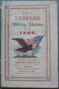 Cover of The Peoples Military Almanac from 1962.
