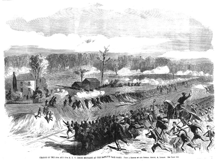 Battle of Seven Pines–Fair Oaks