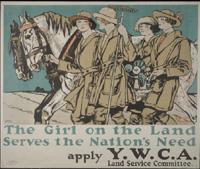 U S  World War I posters (general): Manuscripts and Special
