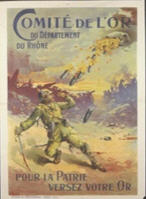 French World War I posters: Manuscripts and Special