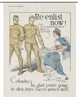 World War I Posters Manuscripts And Special Collections New York