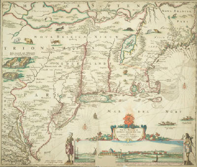 New York Map 1800.Teaching About The Mohawk Hudson Valley Region In The Colonial